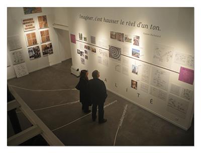 Exposition Bernard Kohn ∙ Anne-Marie Prat ∙ Design graphique et web