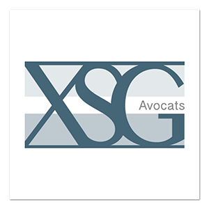XSG avocats ∙ Anne-Marie Prat ∙ Design graphique et web